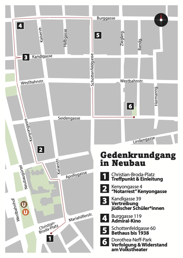 Flyer 2019 route